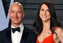 $140 billion fortune hangs in the balance in Bezos divorce case