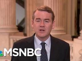Senator Michael Bennet: We Should Never Shut Gov't. Down   Morning Joe   MSNBC