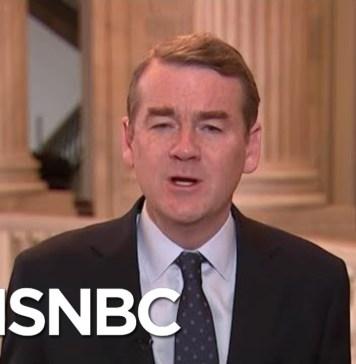 Senator Michael Bennet: We Should Never Shut Gov't. Down | Morning Joe | MSNBC