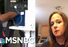 Unpaid TSA Agent: I Applied For Unemployment, Was Told I Have A Job | Velshi & Ruhle | MSNBC
