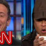 See Don Lemon's reaction to Trump's climate change tweet