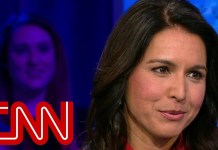 Tulsi Gabbard announces 2020 run