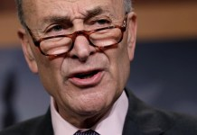 Watch Live: Chuck Schumer speaks to press after meeting with Bill Barr