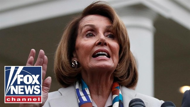 Watch Live: Pelosi holds her weekly presser