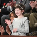 10-year-old cancer survivor describes attending the SOTU