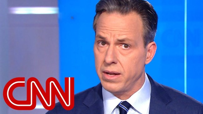Jake Tapper: Donald Trump is lying to you to get his border wall