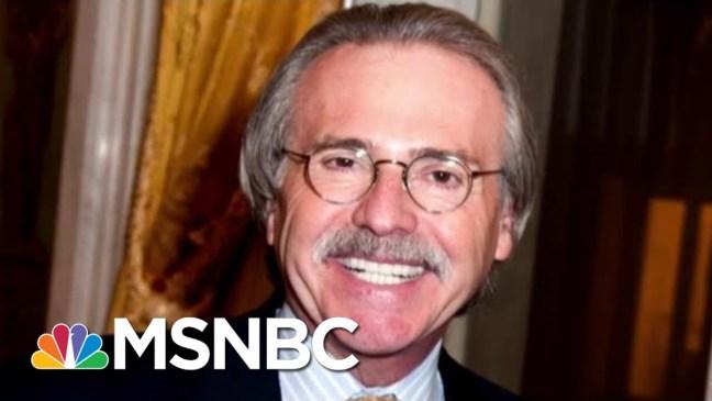Jeff Bezos' Extortion Claim And The 'Saudi Angle'   The Last Word   MSNBC