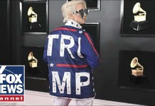 Ricky Rebel on his support for President Trump