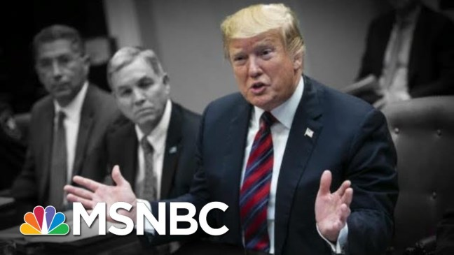 David Jolly: Trump's Behavior Is Like What You'd Seen In A Crime Family | The 11th Hour | MSNBC
