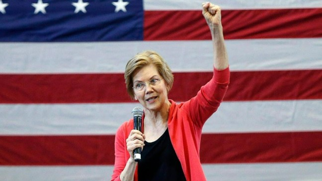 Live: Elizabeth Warren holds 2020 campaign rally in Queens, NYC