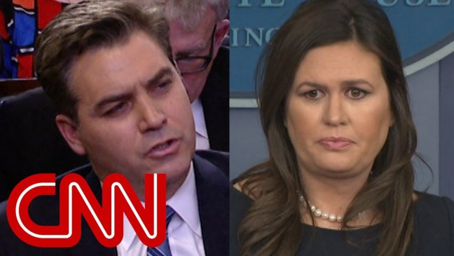 Reporters to Sanders: Does Trump think Democrats hate Jews?