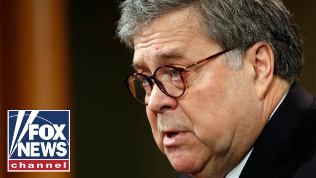 Dems accuse Barr of misleading Congress