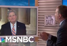 Full Kennedy: If FBI Investigators Acted On Political Beliefs, I Want Them Gone | MTP Daily | MSNBC