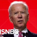 Joe Biden Responds To Allegations Of Inappropriate Space Invasion | Velshi & Ruhle | MSNBC