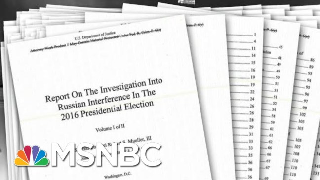 What are the unknowns hiding behind the Mueller report's redactions?