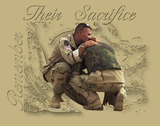 Marines Sacrifice