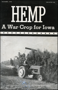 Hemp A War Crop for Iowa