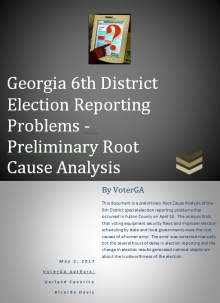 6th District Root Cause Analysis