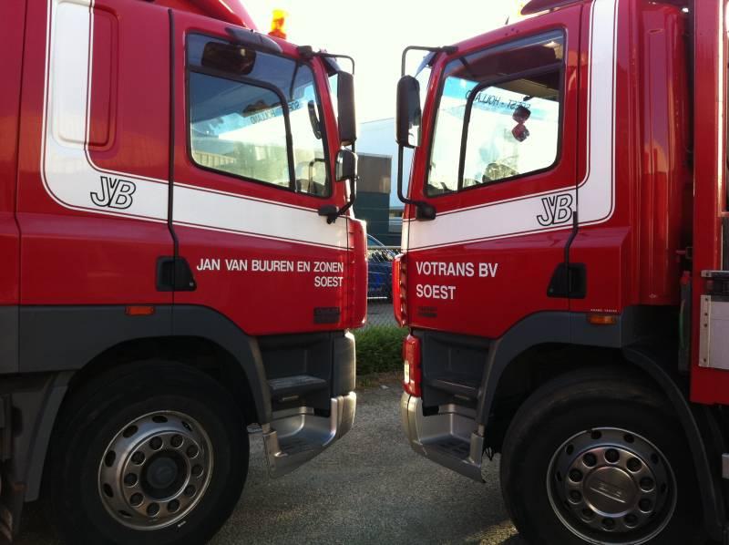 Transport bedrijf Jan van Buuren wordt Votrans B.V.