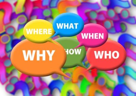 Les questions en anglais