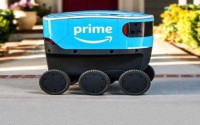 Amazon teste un robot de livraison appelé Scout
