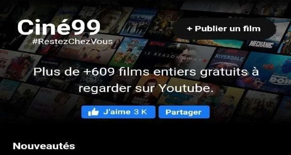 Streaming gratuit avec Cine99 - Votreguide