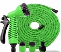 5 outils incontournables di jardinage - tuyau d'arrosage