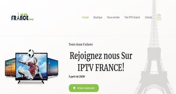 Iptv France dans le classement des meilleurs sites d'abonnement iptv
