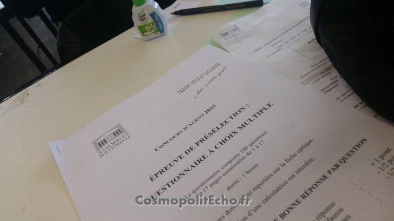 Read more about the article J'ai passé un concours de la fonction publique  !
