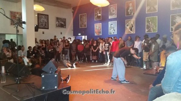 La Bellevilloise - 10 mai