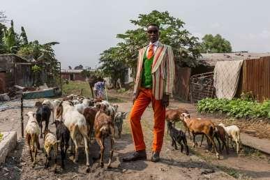 The Fence - Sapeurs de Brazzaville