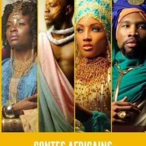Recueil de 10 contes, mythes et légendes d'Afrique