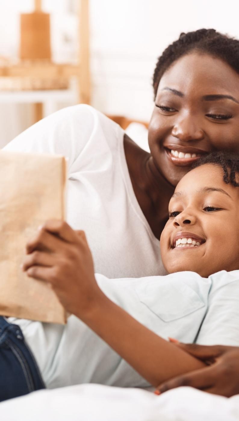 lire avec les enfants