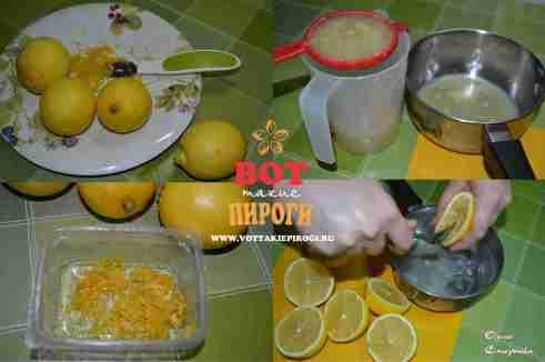 делаем лимонный сок