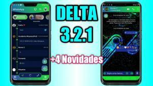 Delta WhatsApp 3.2.1