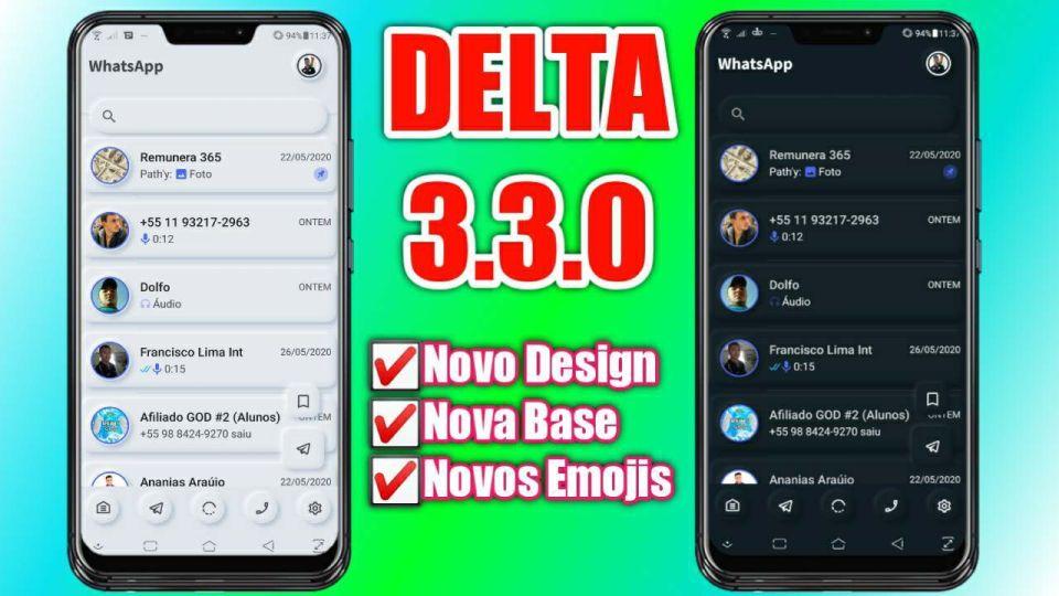 Delta WhatsApp 3.3.0