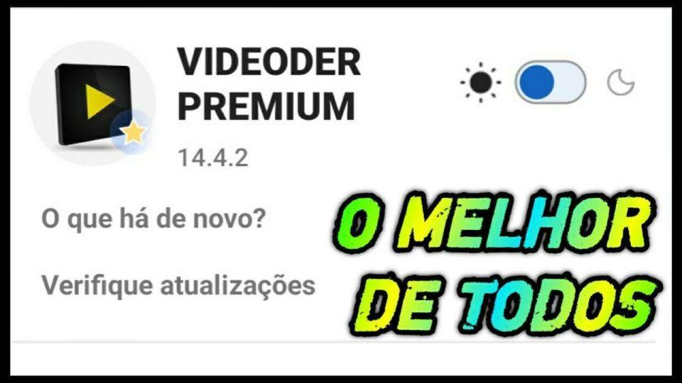 videoder premium apk