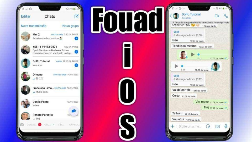 WhatsApp do iphone