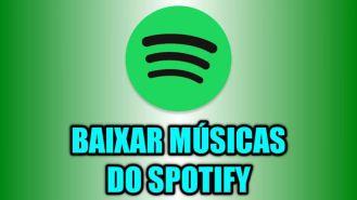 baixar músicas do spotify