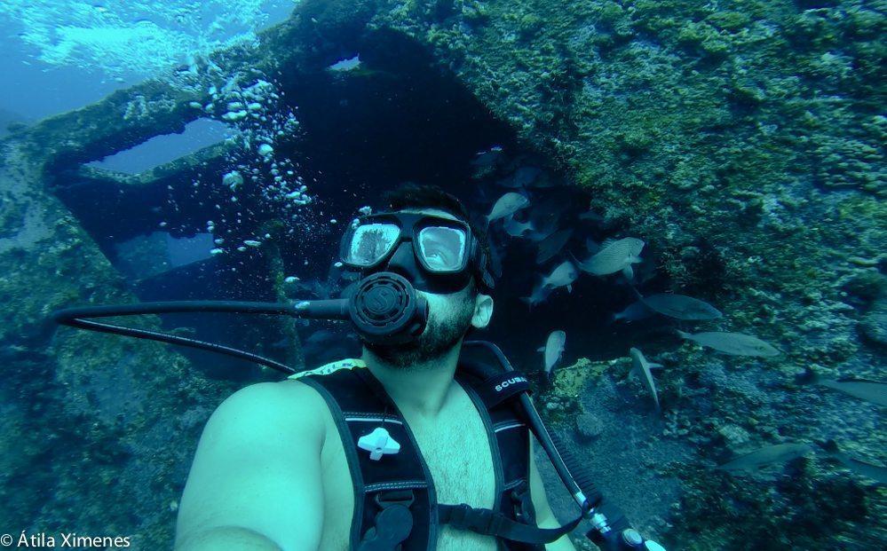 mergulho-em-cancun