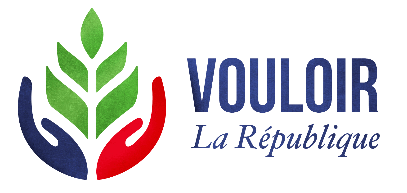 Logo Vouloir la République