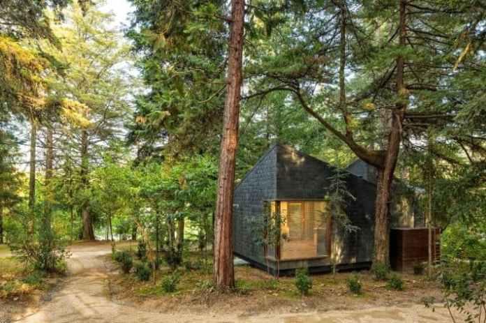 Eco-house no Pedras Salgadas Spa & Nature Park
