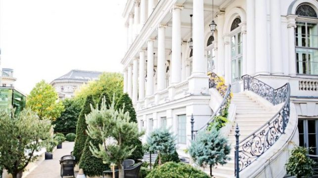 Palais Coburg Hotel Residenz – Viena, Áustria