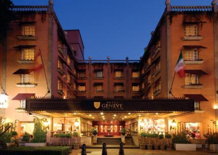 Hotel Geneve CD de México