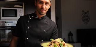 Chef David Vieira
