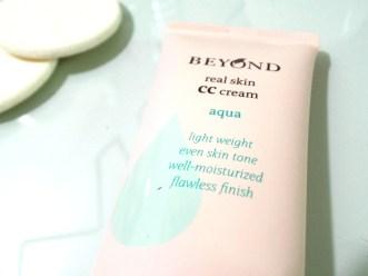 Eco Beyond CC Cream 002