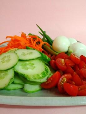 Asian Cobb Salad unepeach.com 003