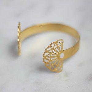 vous-mademoiselle-bracelet-jonc-ouvert-vera-creme -bijoux