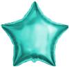 Фольгированная звезда тиффани металлик