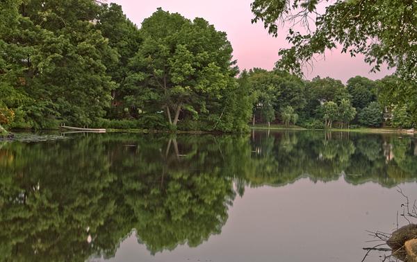 Mystic LakeTwilight